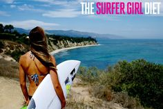 The protein packed surfer girl diet