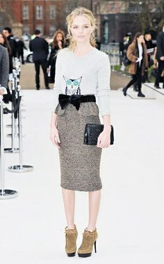 Kate Bosworth Burberry bow belt  http://www.vogue.com/fashion/10-best-dressed/10-best-dressed-february-27/#
