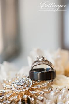 There is just something about that special bling! Wedding rings, engagement rings and sparkle Oh My! How will your jewelry be photographed on your big day?