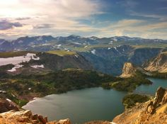 Beartooth Highway, the most scenic road in the country. Beartooth Highway, Montana Homes, Road Trip Usa, Landscape Photographers, Us Travel, Wyoming, Scenery, Adventure, Country