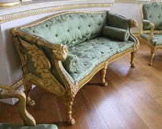"spencer House, london ""Stuart furniture""  is on loan from V Google Search"