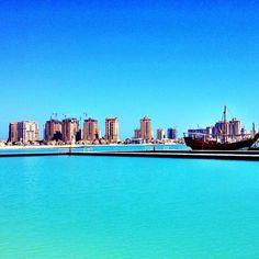 الدوحة، قطر  Doha, Qatar  By @r_kearns