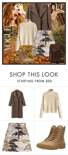 """""""Autumn and Winter Solid Cashmere Coat"""" by gabor-i ❤ liked on Polyvore featuring Louis Vuitton, Yeezy by Kanye West, Loungefly, Celestine and Kerr®"""