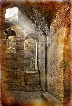 Tabularium Ruins - Itálica, Sevilla