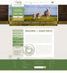 Erstellt ein Webdesign f眉r Urlaub auf einemBauernhof/ Sch盲ferei by Mithum