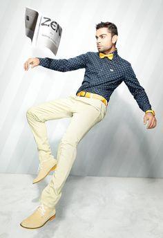 Virat Kohli for Flying Machine.