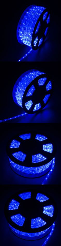 50 100 150 led rope light 110v home party christmas decorative string lights fairy lights 116022 100ft led rope light home indoor outdoor christmas decorative party aloadofball Image collections