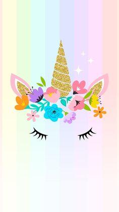 49 Ideas wall paper celular unicornio dorado for 2019 Unicorn Drawing, Unicorn Art, Cute Unicorn, Unicorn Fantasy, Baby Unicorn, Fantasy Art, Unicornios Wallpaper, Galaxy Wallpaper, Wallpaper Backgrounds
