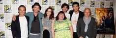 Comic Con: Clevver TV talks with Cassandra Clare, Harald Zwart, Robert Sheehan, Kevin Zegers + Godfrey Gao