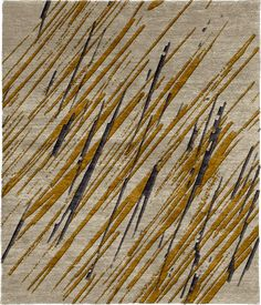 Gallopavo Hand Knotted Tibetan Rug from the Tibetan Rugs 1 collection at Modern Area Rugs