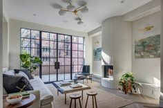 Fort Greene Townhouse - Brooklyn, New York - The Cool Hunter - The Cool Hunter