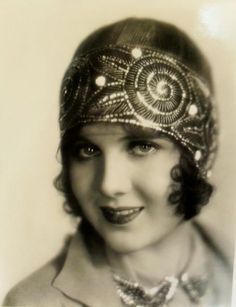 Beauty in sepia  1920's
