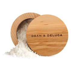 Dean and Deluca Salt Box
