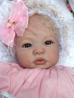 """Reborn Baby Doll Gorgeous """"Scarlet"""" Aleina Peterson """"Shyann""""   eBay"""