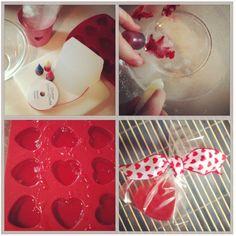 Valentine soaps