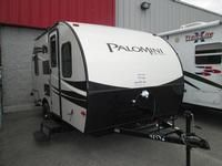 Roulotte Forest River Palomini 132FD 513-16 Forest River, Recreational Vehicles, Gypsy Wagon, Camper, Campers, Single Wide