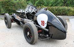 MG P Type Midget Special de 1934