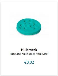 Fondant Klein Decoratie Strik http://www.ovstore.nl/nl/cadeau/kerst-cadeautjes