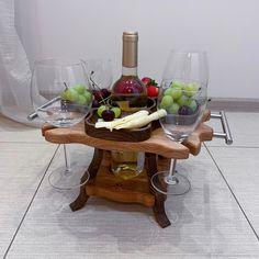 Винный столик (массив дуб, ясень)№5 в интернет-магазине на Ярмарке Мастеров. Винный столик, ручной работы,из массива дуба, обработан маслом с воском немецкой фирмы OSMO. Wine Glass Holder, Wine Bottle Holders, Long Stem Wine Glasses, Wooden Man, Wine Caddy, Wine Carrier, Wine Table, Food Trays, Wine Gifts