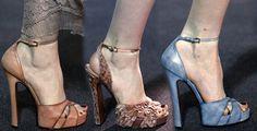 circleofchaos: Paris Fashion Week Fall 2013 Shoes