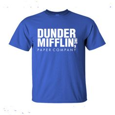 The Office Dunder Mifflin Paper Company