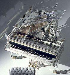Schimmel Acrylic Piano
