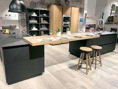 Cucina Lube Mod. Oltre Corner Desk, Conference Room, Kitchen, Table, Furniture, Home Decor, Corner Table, Cooking, Decoration Home