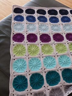 Ravelry: Project Gallery for Sunny Spread pattern by Ellen Gormley