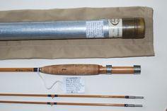 "7'0"" LEONARD Model 38 A.C.M. 2/2. 2 5/8 oz. DT-3 line. - Leonard"