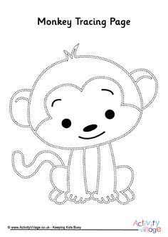 Easy Draw Monkey Cartoon Yahoo Image Search Results Tat