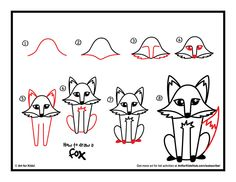 Download how to draw a fox