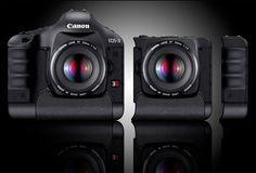 Canon 3D DSLR Conceptual Mockup canon3dmockup2