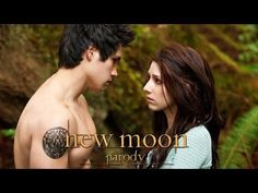 New Moon Parody by The Hillywood Show™