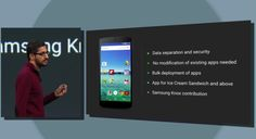 Android L and Samsung KNOX together will help separate work and personal data - http://www.doi-toshin.com/android-l-samsung-knox-together-will-help-separate-work-personal-data/