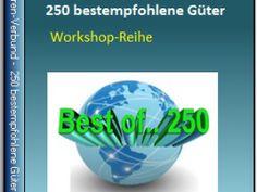 """Webinar-Reihe """"Best of.. 250"""" - Produkte für ein besseres Leben >"""