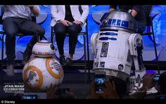 New Star Wars droid ISN'T a CGI: BB-8's ball body can move in any direction - but how does it work? [The Future of Robots: http://futuristicnews.com/category/future-robots/]