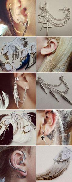 cuff earrings love getting a pair this summer