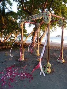 Ribbons & Hydrangeas  costaricaweddingcelebrations.com
