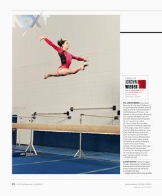 Jordyn Wieber - ESPN Magazine