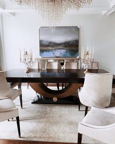 """Martin Daniel Interiors on Instagram: """"The final details are coming together at one of customers' home. We can't wait to see this finished space! #martindanielinteriors . . .…"""" Furniture Making, This Is Us, Dining Table, Interiors, Space, Luxury, Detail, Instagram, Design"""