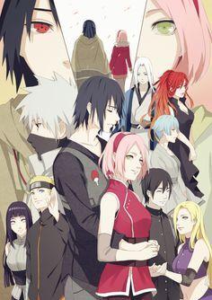 Tags: Fanart, NARUTO, Haruno Sakura, Uzumaki Naruto, Uchiha Sasuke, Sai, Hatake Kakashi, Hyuuga Hinata, Pixiv, Yamanaka Ino, Fanart From Pixiv, Naruto The Movie: The Last, Pixiv Id 7513453