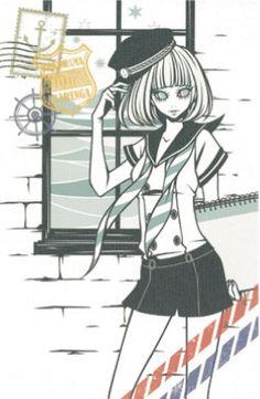 ワカマツカオリ ポストカード No.066 - FEWMANY ONLINE SHOP