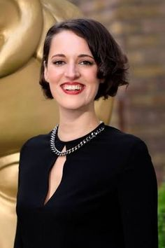 Meet The Woman Who's Writing Weird, Sexual, Relatable Women For TV Anthology Film, Star Wars Canon, Phoebe Waller Bridge, Short Brown Hair, Press Tour, Woman Standing, Girl Crushes, Call Her, Movie Stars