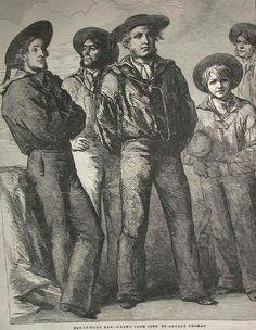 <b>18th</b>-<b>century</b> sailors: no strangers to scurvy