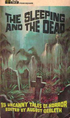 399 best Pulp Horror  SF  Fantasy and Trash images on Pinterest     via Uncle Doug s Bunker of Vintage Horror Paperbacks