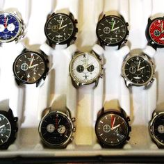Our first batch of custom watches are finished and being shipped as we speak. These watches look amazing! If you're interested in a custom watch, visit our website and fill out the request form. ...  ...  #wingmanwatches #customwatch #pilotwatch #watches #watchesofinstagram