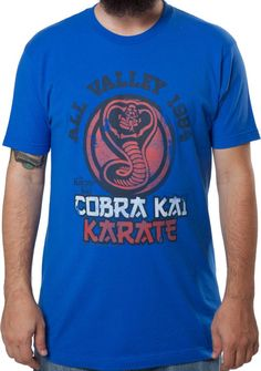 Kai Cobra Valley 1984 All Shirt T tEFAqgfw