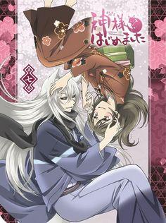 Наклейка Очень приятно, Бог/Kami-sama Hajimemashita (19)