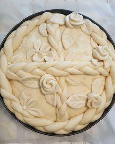 Chinese floral bun – Artofit – BuzzTMZ – BuzzTMZ Gf Recipes, Diabetic Recipes, Cooking Recipes, Savoury Baking, Bread Baking, Fun Desserts, Dessert Recipes, Pie Crust Designs, Holiday Bread