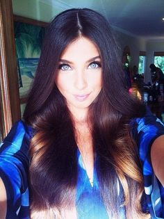 Gorgeous. #Hair #Beauty #Brunette Visit Beauty.com for more.
